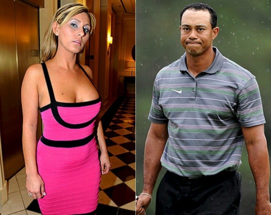 The Tiger Woods Club Women Hes Been With And Where They Are Now