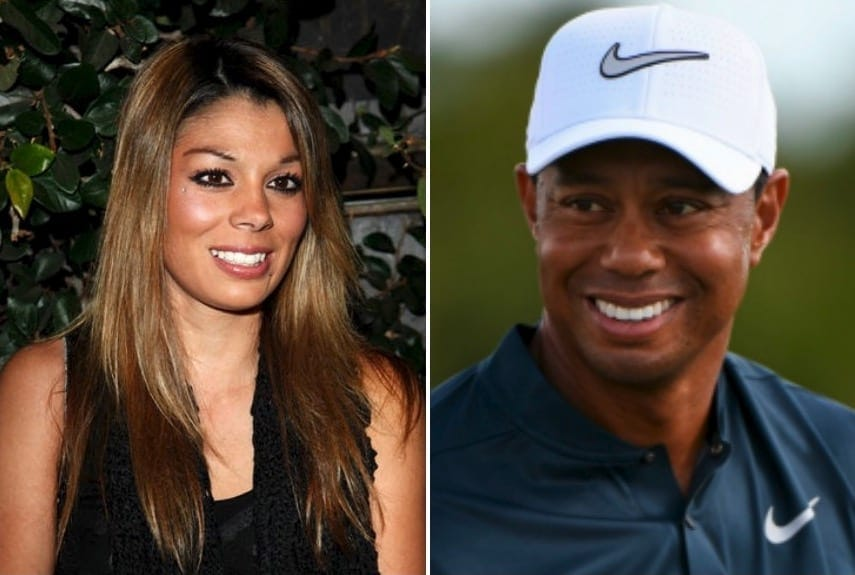 the tiger woods club  women he had relationships with  and