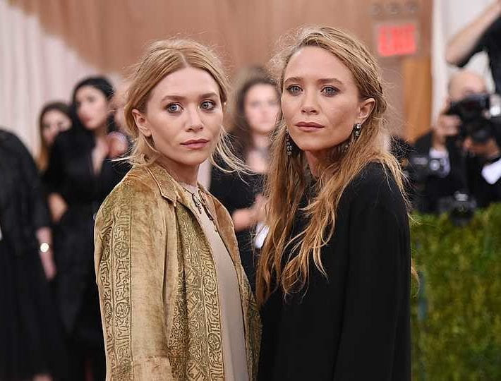 Famous celebrity fraternal twins