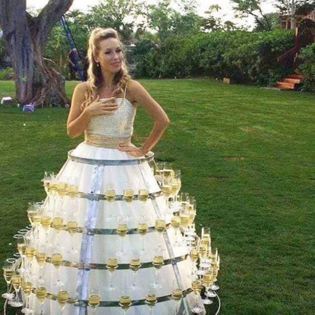 Hideous Wedding Dresses: The Most Ridiculous Bridesmaids Dresses Ever