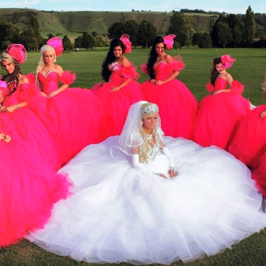 Horrible Wedding Dresses: The Most Ridiculous Bridesmaids Dresses Ever