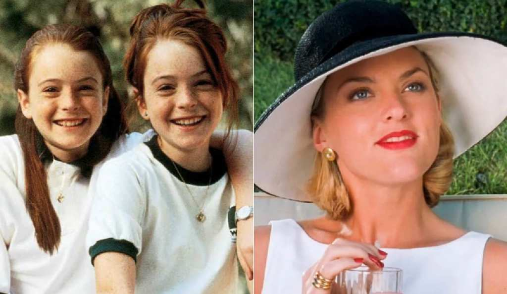 Strange things we only just noticed about The Parent Trap after all